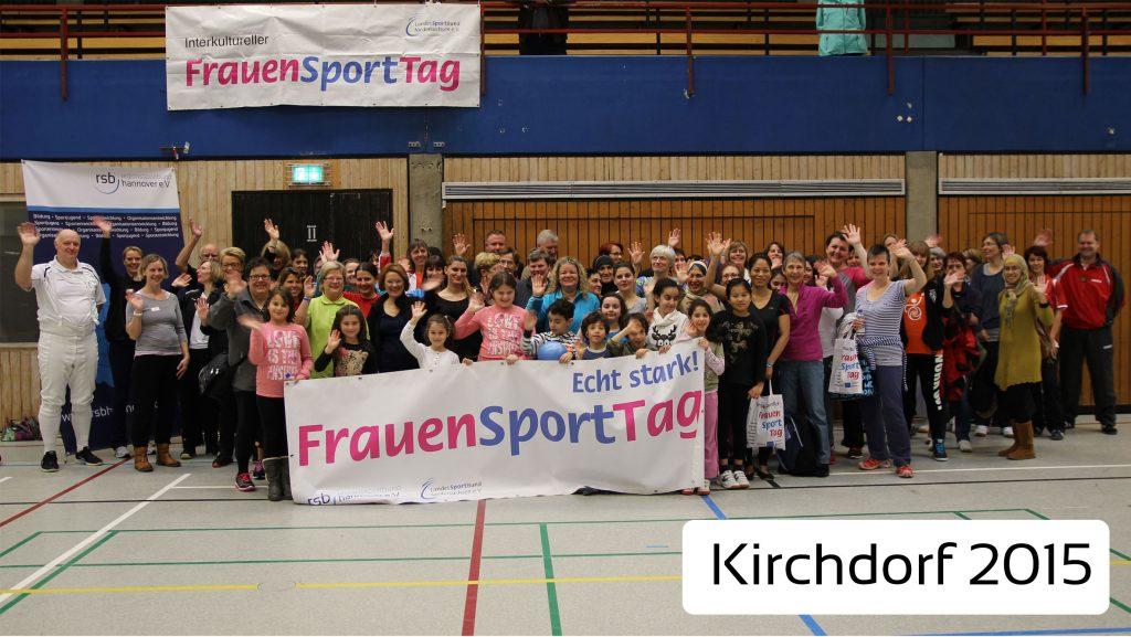 IFST Gruppenbild Kirchdorf 2015