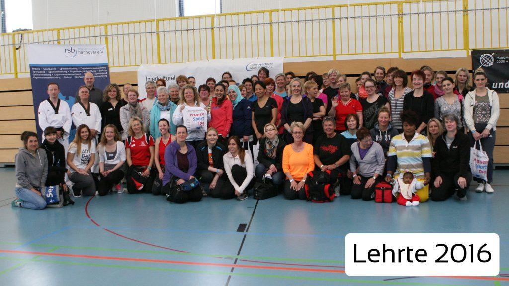 IFST Gruppenbild Lehrte 2016